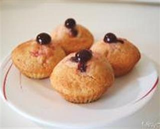Amarenas Muffin
