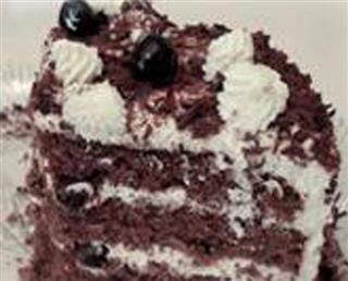 Black Forest Cake - Yaya