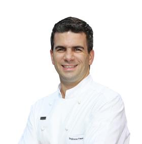 Interview to Stephane Tremblay, the Greatly Successful Chef